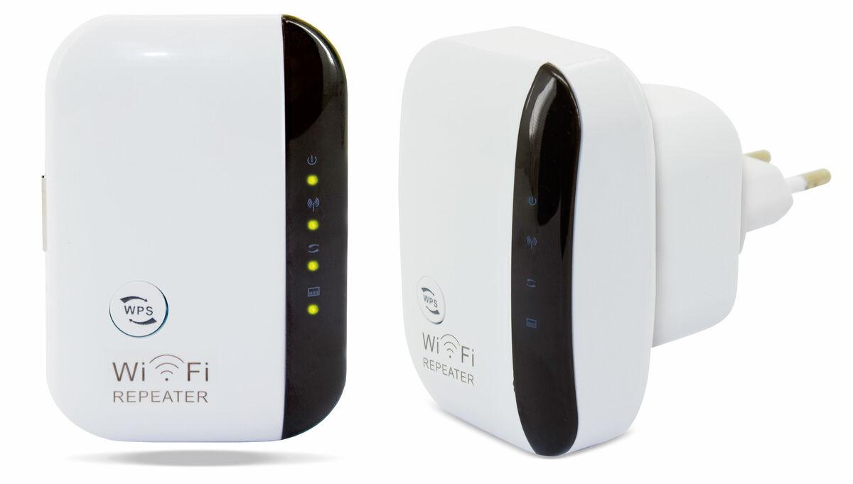 Wifi Verkon Laajentaminen
