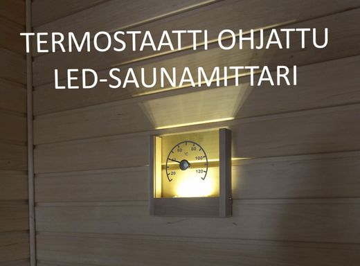 LED - saunamittari